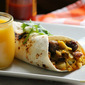 Breakfast Burrito #backtoschoolbreakfast