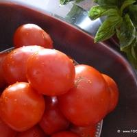 No Cook TOMATO fresh PRESERVES