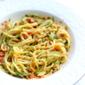 Zucchini Noodles with Sun-Dried Tomato Basil Pesto