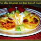 The Daily Meal's @Johnsonville Back to School Breakfast Recipe Contest...Featuring Tex-Mex Sausage and Egg Biscuit Cups #backtoschoolbreakfast