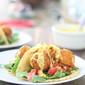 Honey BBQ Chicken Tacos
