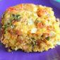 Spicy Seafood Cornbread + A Cajun Waltz