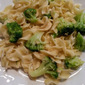 Pasta and Broccoli with Garlic Butter Sauce