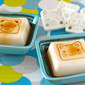 DAISO Kawaii Animal Tofu Stamps - Video Recipe