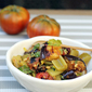 "April Bloomfield's ""If-It-Ain't-Broke Eggplant Caponata"""