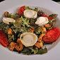 Salad with Sautéed Turkey and Warm Goat Cheese; technical glitch