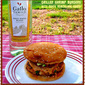 Gallo Family Vineyards Labor Day Entertaining #SundaySupper…Featuring Grilled Shrimp Burgers with Quick Remoulade Sauce