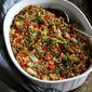 Teriyaki Turkey, Rice and Vegetable Casserole Recipe