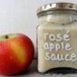 Recipe For Rosé Apple Sauce