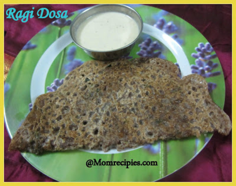 how to prepare millet dosa