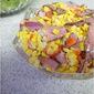 Corn Salad with Pastrami