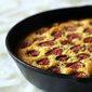 Fig Cornmeal Cake