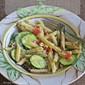 Pasta With Farm Fresh Veggies