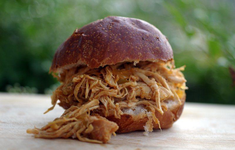 Slow Cooker Chicken Sloppy Joe Recipe by Veronica ...