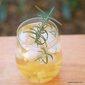 Pineapple and Rosemary Aqua Fresca