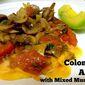 Colombian Breakfast Arepas