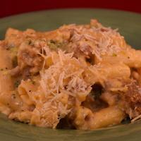 Italian Sausage Mac & Cheese