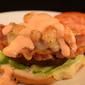 The Cajun Burger