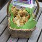Caramel Apple Pie Bites & Box Tops for Education Basket