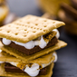 Gooey and Delicious Vegan S'mores