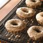 Buzz Buzz Buzz: Brown Butter Banana Donuts with Espresso Glaze for #NationalCoffeeDay