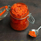 Mamidi Allam Niluva Pachadi/Mango Ginger Chutney - An Indian Condiment