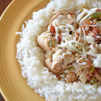 Chicken Cacciatore {Slow Cooker Monday}