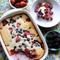 Easy Summer Fruit Cobbler