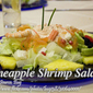 Pineapple Shrimp Salad