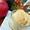caramelized APPLESAUCE and RUM ice cream