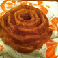 Coconut Grapefruit Bundt Cake