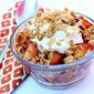 Clean Eating 7-Minute Stove Top Apple Crisp