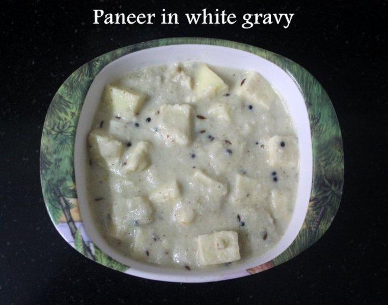 how to make white gravy