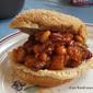 Two Bean (Meatless) Sloppy Joe