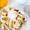 Pumpkin Waffles with Cinnamon Cream Cheese Glaze