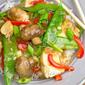 Chicken with Mushrooms (Moo Goo Gai Pan)