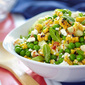 Simple Green Peas and Corn Salad