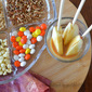 Caramel Apple Pops {Cooking With Kids}