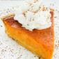 Pumpkin Pie With Bourbon Recipe