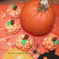 Halloween Popcorn Marshmallow Balls