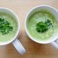 Sweet Pea Soup (Martha Stewart)