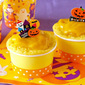 Microwave Steamed Buns for Halloween (Kabocha and Carrot flavor for Babies) - Video Recipe