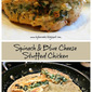 Spinach & Blue Cheese Stuffed Chicken
