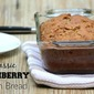 Classic Cranberry Pecan Bread