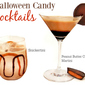 2 Halloween Candy-Inspired Cocktails!