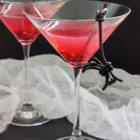 Bleeding Heart Martini Cocktail Recipe by Shalina - CookEatShare