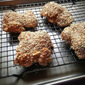 Chicken Thighs Breaded With Flax & Almond Meal
