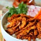 Spicy Szechuan Chicken Rice Bowls