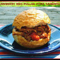Weekend Gourmet Flashback: Celebrating National Sandwich Day with Strawberry BBQ Pulled Pork Sandwiches