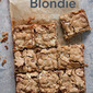 Apple Blondies Say I Love You, 100x a Day